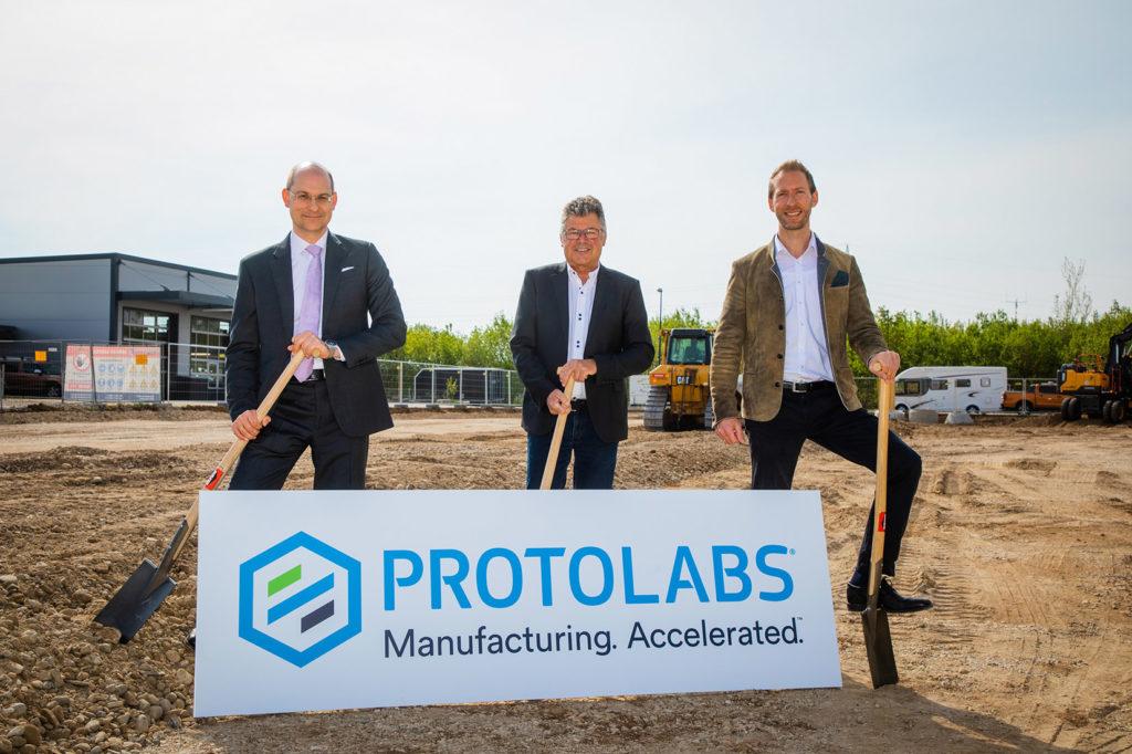 Protolabs étend sa présence en Europe avec de plus grandes opérations d'impression 3D allemandes