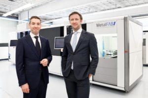 Le PDG d'Additive Industries, Daan Kersten, se retire alors que l'entreprise reçoit un investissement de 14 millions de dollars
