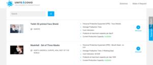 Impression 3D et COVID-19, mise à jour du 25 mai 2020: DSM, Amazon, Fortify