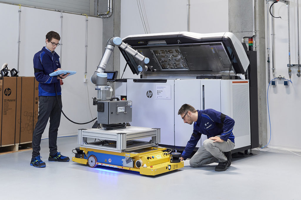 BMW ouvre un campus de fabrication additive de 15 millions d'euros