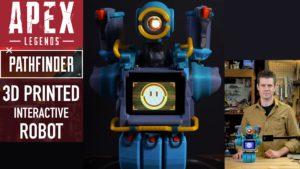 NOUVEAU GUIDE: Pathfinder Robot Companion @adafruit @johnedgarpark @sugru