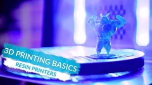 Notions de base de l'impression 3D – Imprimantes à résine