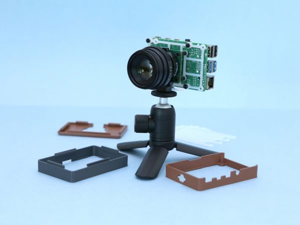 Étui pour appareil photo Raspberry Pi HQ @RaspberryPi