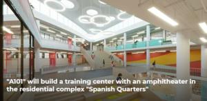 Quartier espagnol de Moscou: l'école Progressive Logika proposera l'impression 3D