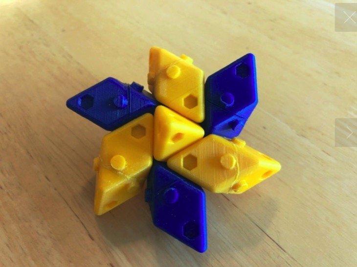 Lego parallélépipédique