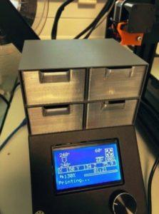 Mini tiroir pour CR-10, entièrement personnalisable