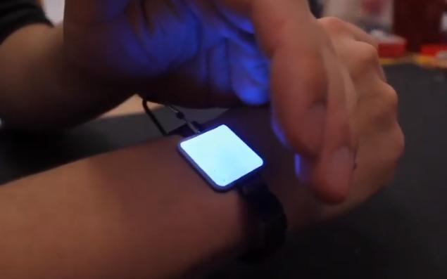 ProtoSpray permet des écrans tactiles imprimés en 3D pour les pièces interactives