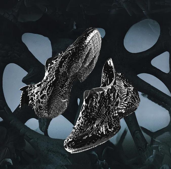 PEAK lance des chaussures imprimées en 3D Alien Beast pour une vente limitée