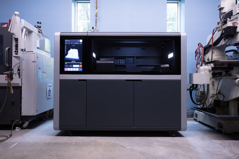 Le métal de bureau de licorne d'impression 3D deviendra public après l'accord de fusion inversé