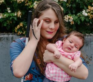 Les parents aveugles «voient» le visage de bébé avec des modèles d'échographie imprimés en 3D