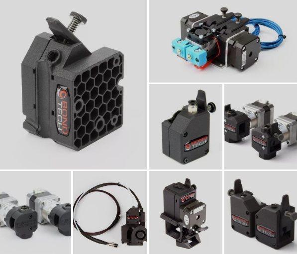3D Printz va distribuer les extrudeuses d'impression 3D Bondtech