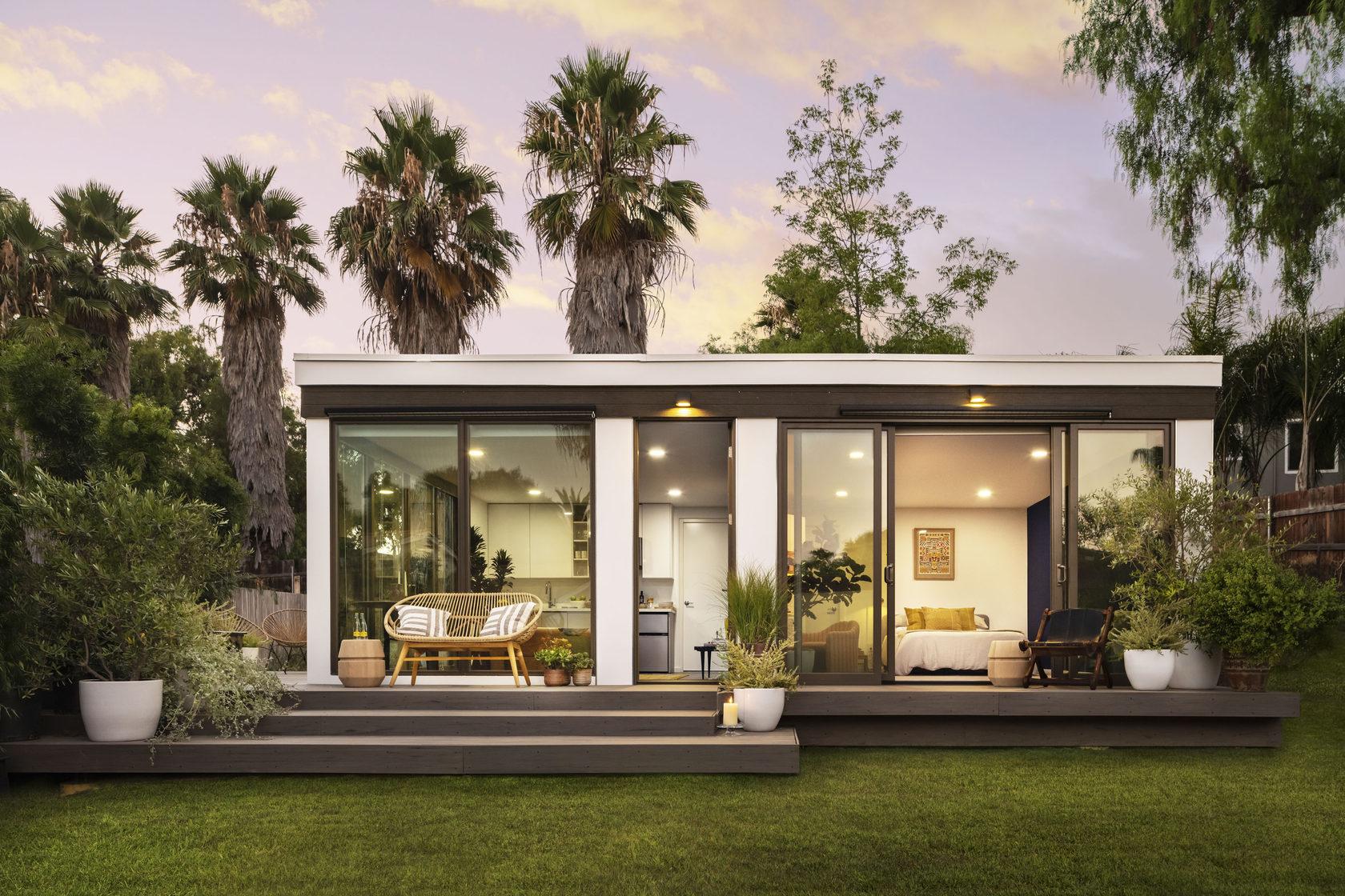 L'impression 3D de la maison commerciale de Mighty Buildings automatise la construction de 80%