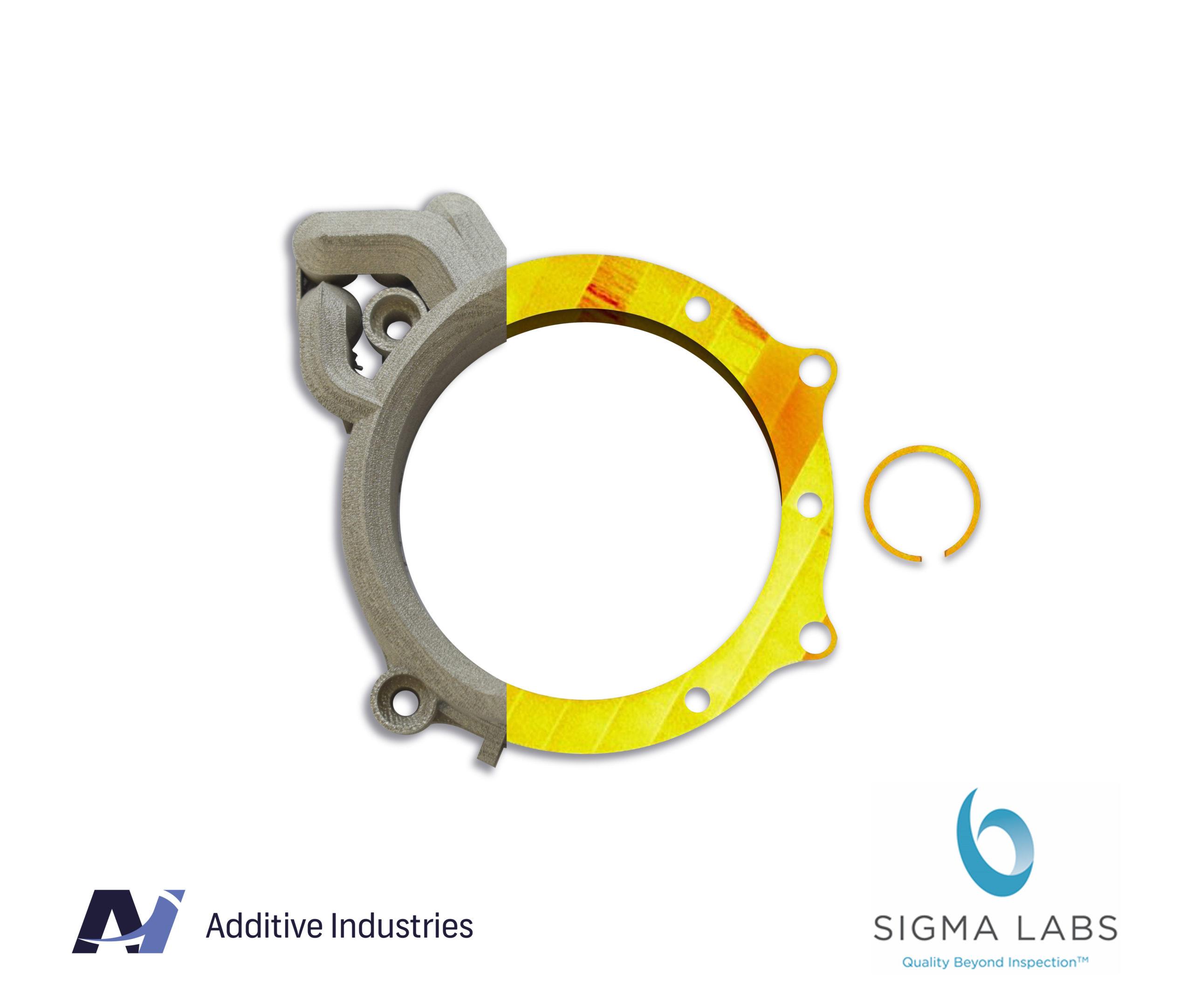 Les imprimantes MetalFAB1 disposent officiellement de la surveillance des processus Sigma Labs pour l'impression 3D en métal