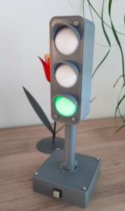 Feux de signalisation avec LED
