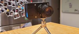 piDSLR – Reflex numérique Raspberry Pi DIY