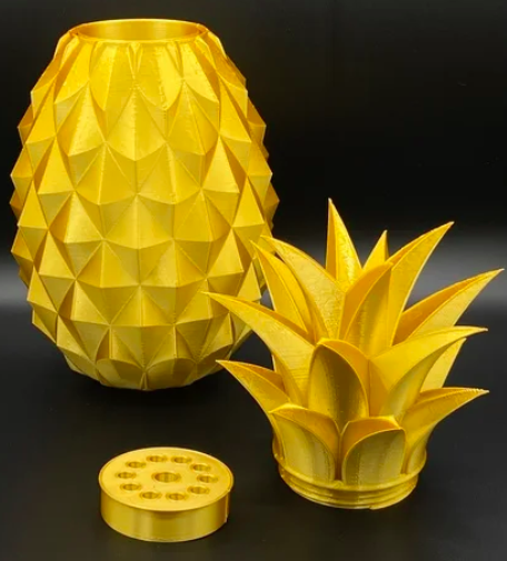 Boîte d'ananas