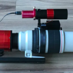 Rack Focus Motor for Canon Lens #3DThursday #3DPrinting