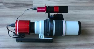 Rack Focus Motor for Canon Lens #3DThursday #3DPrinting