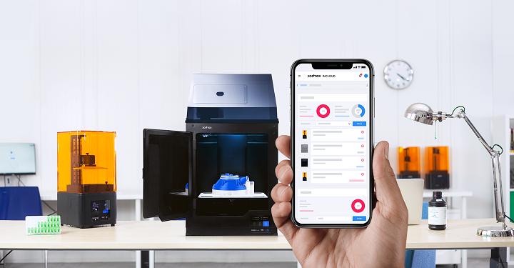 Zortrax lance le système de gestion d'impression 3D à distance inCloud