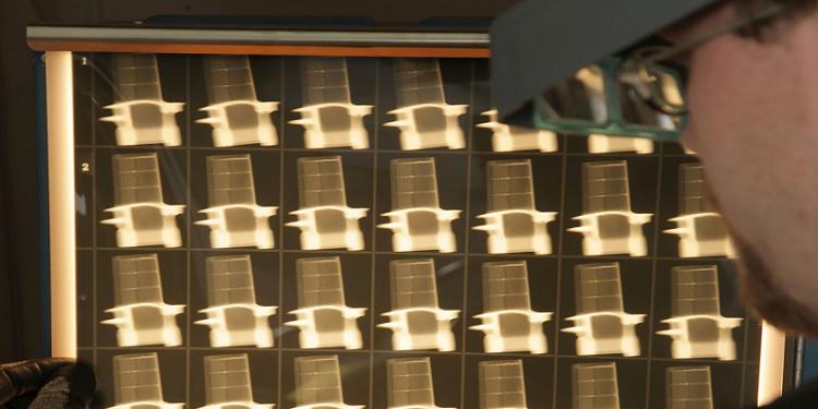Le DoE attribue 800000 $ au projet de microréacteur imprimé en 3D
