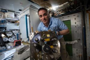 La NASA perfectionne le recyclage de l'urine dans la station spatiale grâce à l'impression 3D