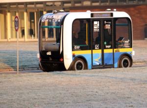L'entreprise mère de Local Motors reçoit un investissement de 15 millions de dollars pour une navette autonome imprimée en 3D, Olli
