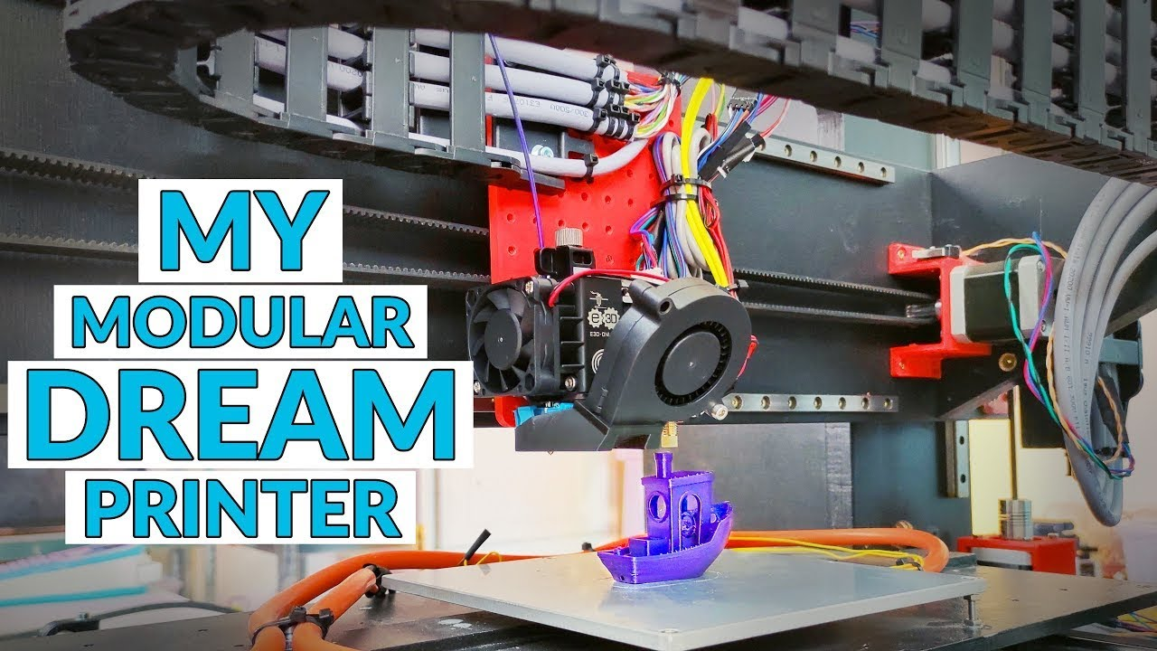 Cette imprimante 3D peut utiliser N'IMPORTE QUELLE composante – la machine ultime pour tester les pièces !