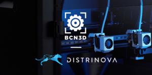 Read more about the article 3D Printing News Briefs, 26 décembre 2020 : BCN3D & Distrinova, Desktop Metal, Dassault Systèmes, CALLUM & XJet