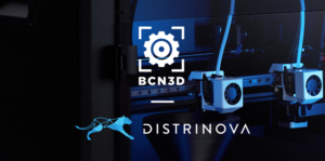 3D Printing News Briefs, 26 décembre 2020 : BCN3D & Distrinova, Desktop Metal, Dassault Systèmes, CALLUM & XJet