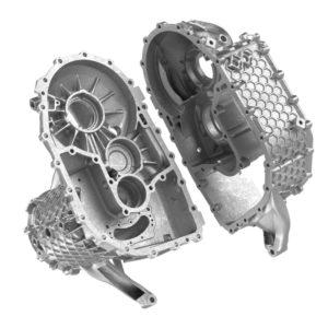 Guerre des lasers : Porsche utilise l'imprimante 3D Laser Metal 12 de SLM pour la partie E-Drive