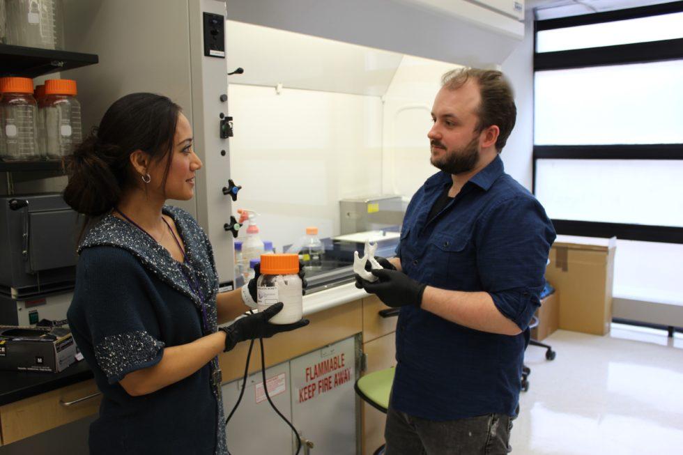 Dimension Inx lève 3,2 millions de dollars pour développer des implants tissulaires imprimés en 3D approuvés par la FDA