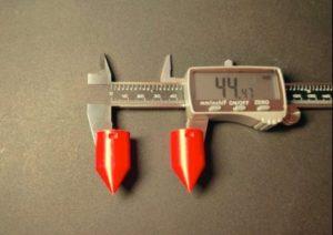 Fixation du centre du trou pour les calibres numériques #3DPrinting #3DThursday