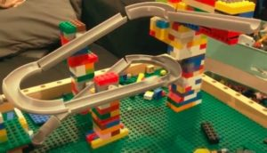 Marble run Lego compatible #3DPrinting #3DThursday