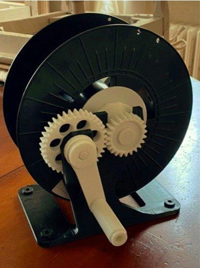 Bobineuse #3DPrinting #3Djeudi
