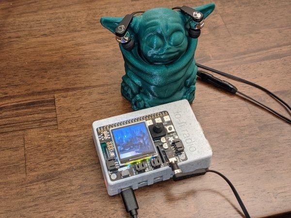 GUIDE MISE À JOUR : Personnalisez les flux sur la radio lofi DIY (ft. Baby Yoda) #AdafruitLearningSystem #RaspberryPi @Adafruit @Raspberry_Pi @JeffEpler