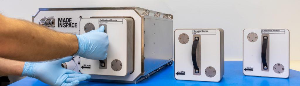 Redwire réussit à imprimer en 3D une pièce de turbine en céramique en orbite