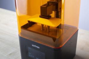 Prototypes du câble de charge universel de Volta Spark en 3D imprimés avec Zortrax