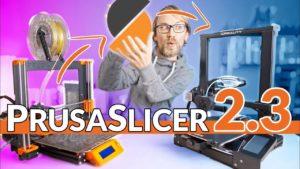 PrusaSlicer 2.3