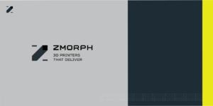 Zmorph dévoile sa nouvelle marque et ses nouvelles imprimantes 3D