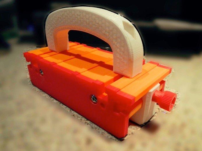 Push Block #3DPrinting #3Djeudi