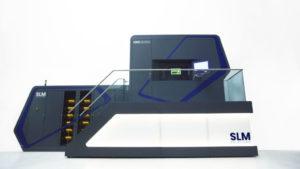 Guerre des lasers : SLM Solutions pour vendre cinq imprimantes 3D à 12 lasers en métal