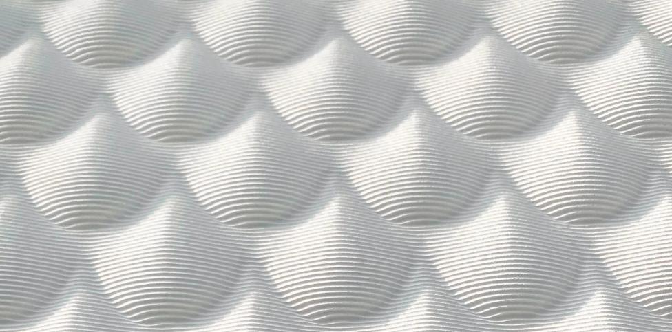 Aectual Circular permet de recycler les pièces d'architecture imprimées en 3D