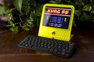 Oriol Ferrer Mesià fait du beau #3DPrinted Modern Retro Computer Terminals #piday #raspberrypi @Raspberry_Pi