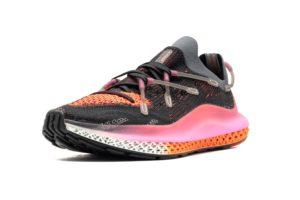 La nouvelle ligne de chaussures imprimées 4D Fusio 3D d'adidas a fait l'objet d'une fuite