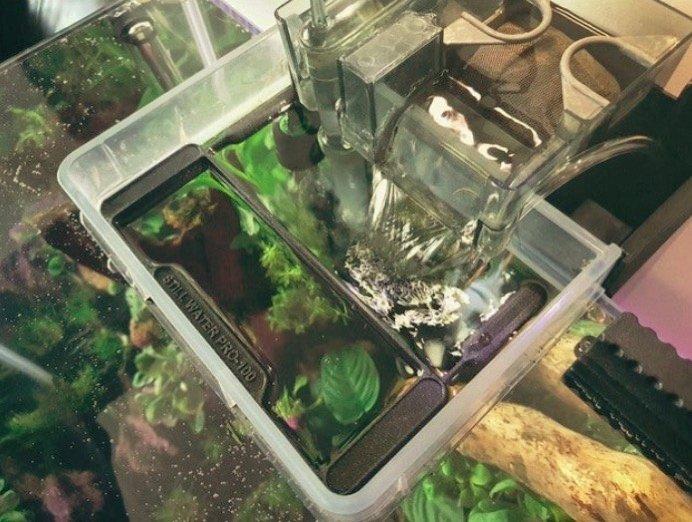 Plate-forme d'alimentation en eau calme #3DPrinting #3Djeudi