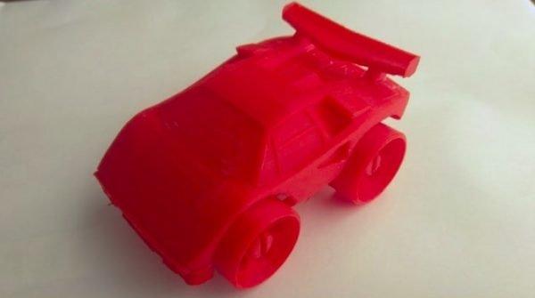 Read more about the article Lamborghini Countach Duplo #3DPrinting #3Djeudi
