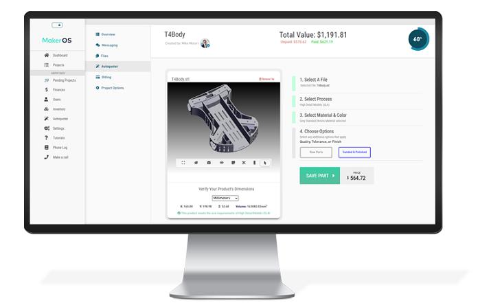 MakerOS offre gratuitement un logiciel d'exploitation aux entreprises de fabrication numérique
