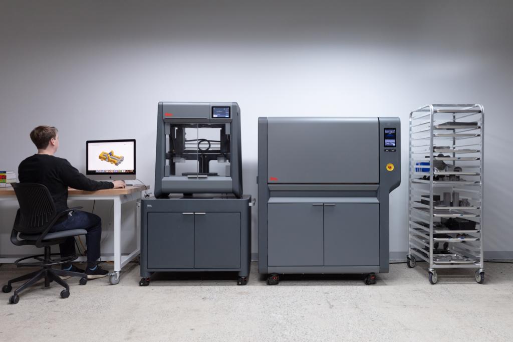 Desktop Metal (DM) lancera l'imprimante 3D Metal System 2 de Studio au premier trimestre
