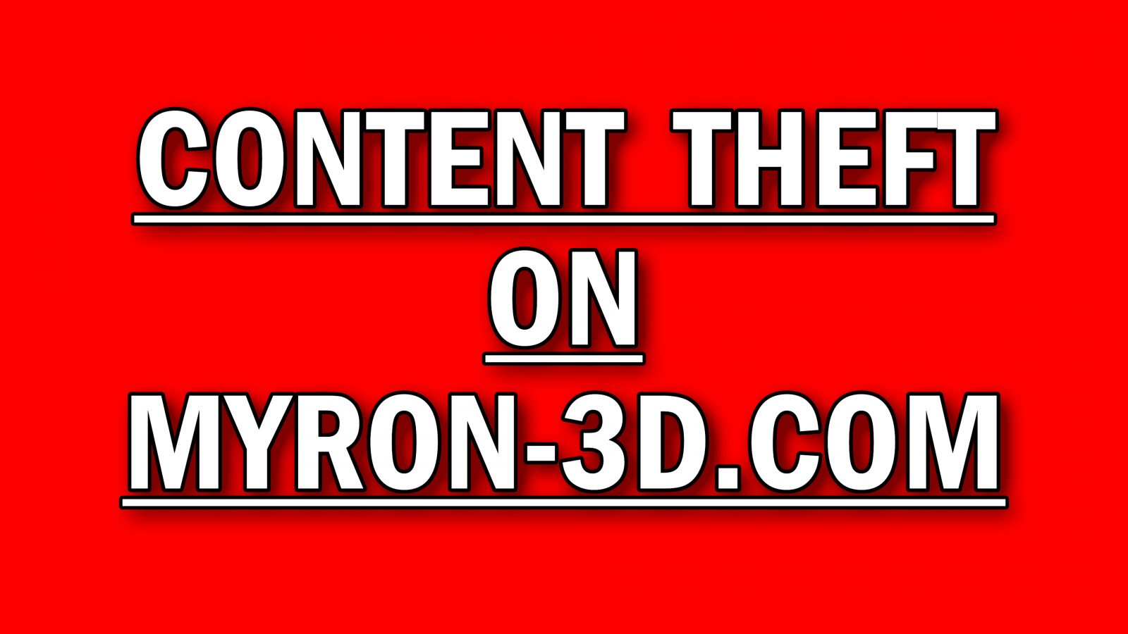 Vol du contenu de mon site web
