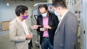 Clemson et le laboratoire de recherche de l'armée américaine vont imprimer en 3D des munitions et des pièces détachées via une plateforme de cycle de vie numérique